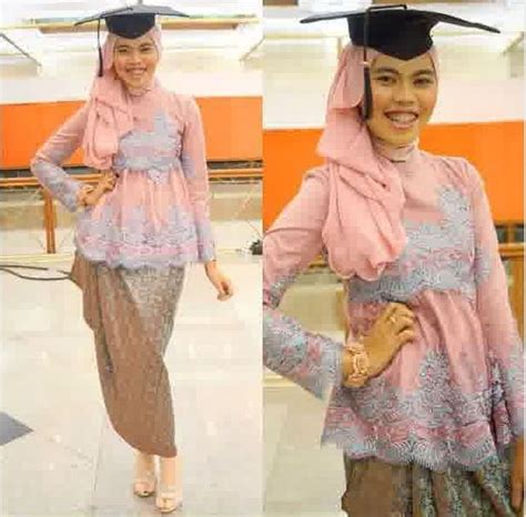 tutorial hijab untuk kebaya 1000 images about ide pakaian on pinterest sarongs red