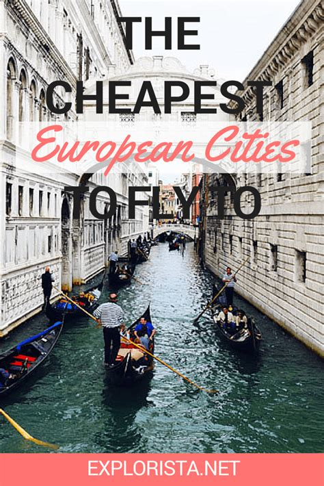 the cheapest european cities to fly to best of explorista cheap european cities travel