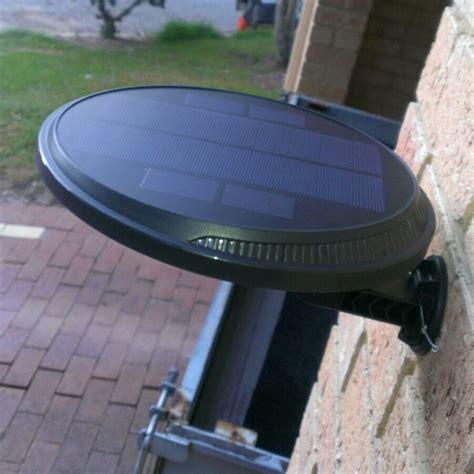solar security sensor light solar motion sensor security light sunshare solar australia