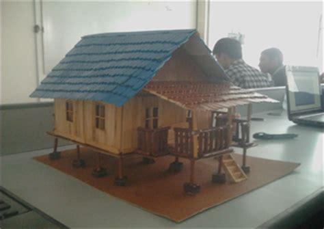 membuat atap rumah dari kardus ibrahim taufik cimpago membuat rumah tradisional