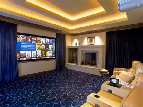 home theater trends diy