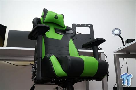 Gaming Chair Reviews by Vertagear Racing Series S Line Sl4000 Gaming Chair Review