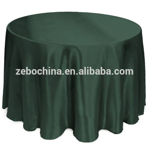 direct factory made wholesale polyester table linen hotel