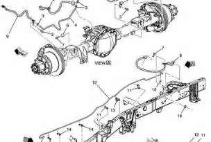 Brake Line Diagram For 1994 Ford Explorer Ford Ranger Brake Line Diagram Wedocable