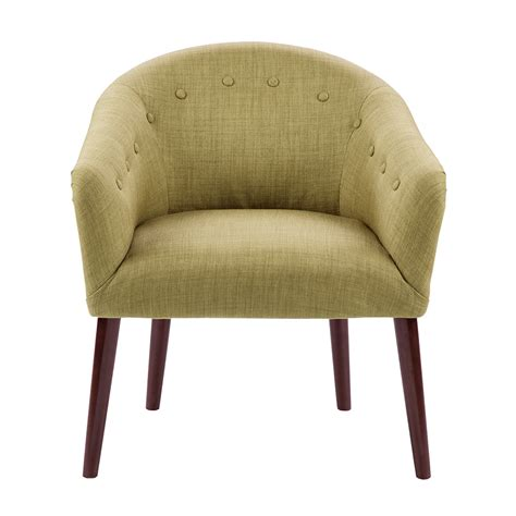 Barrel Accent Chair Park Camilla Barrel Back Accent Chair