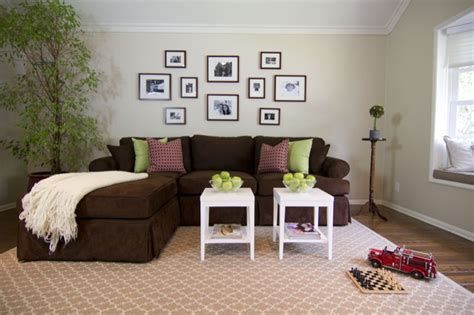 chocolate brown sofa decorating ideas chocolate brown sofa design ideas