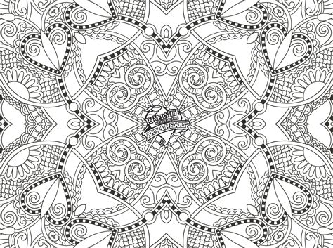 paisley heart coloring page healthcurrents 187 printable coloring pages