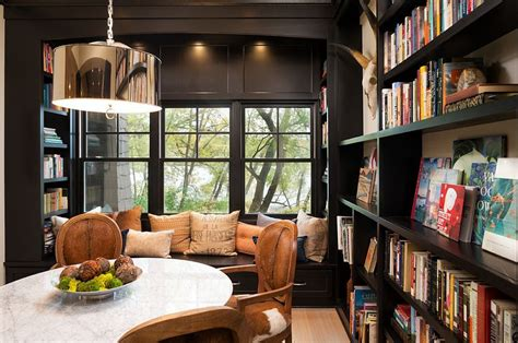 Small Dining Room Library Ideas 25 Dining Rooms And Library Combinations Ideas