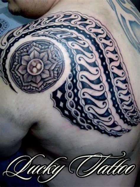 tato di dada batik 8 tato batik terkece untuk rayakan hari batik nasional