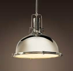Restoration Hardware Island Lighting Harmon Pendant Pendants Restoration Hardware