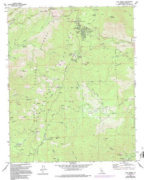 usgs maps california alta topographic map ca usgs topo 35118f5