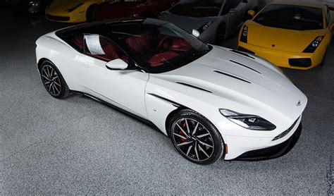 2017 aston martin db11 white 2017 aston martin db11 you can buy right now