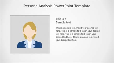 Pain Points Powerpoint Templates Persona Template Powerpoint