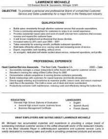 Resume Standard Format by Standard Resume Format