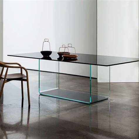 table de salle 224 manger design en verre valencia sovet