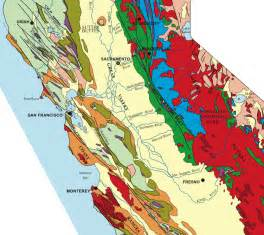 geologic context and history of the san joaquin river