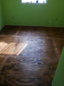stained plywood floor plywood floors