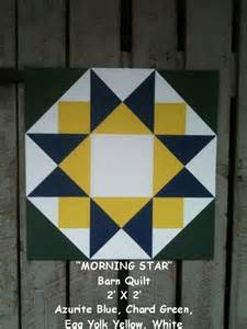 Wooden Barns For Sale Items Similar To Barn Quilt Morning Star Pattern On Etsy