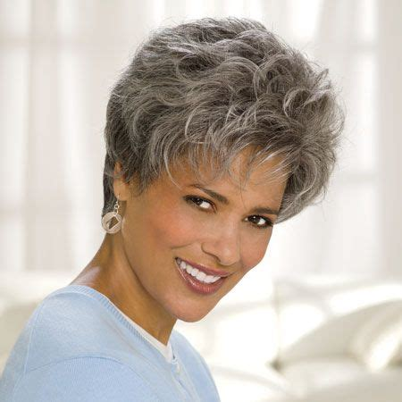 salt and peppa hair gray for women and salts on pinterest