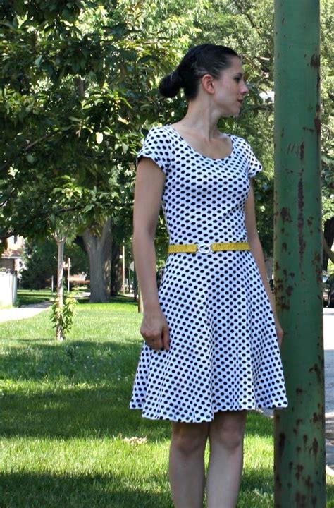 free pattern skater dress lady skater dress sew sweetness