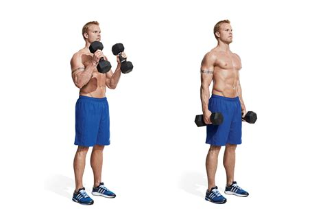 Run The Rack Db Curls by 10 Different Ways To Do A Bicep Curl