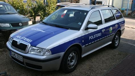 Polizei Aufkleber Auto Legal by D 252 Sseldorfer Polsterer Nutzt Auto In Polizei Look Ist