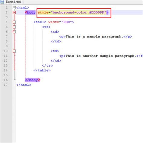 html color tag how to change html background color howtech