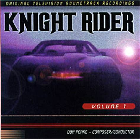 theme music knight rider knight rider soundtrack details soundtrackcollector com