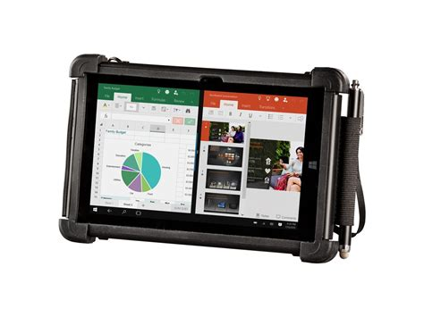 windows tablet rugged xtablet flex 8 rugged windows tablet from 595