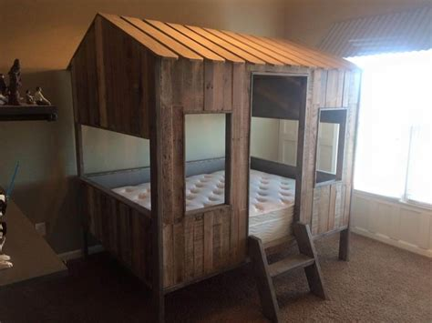 playhouse beds for pallet playhouse for friendly backyard