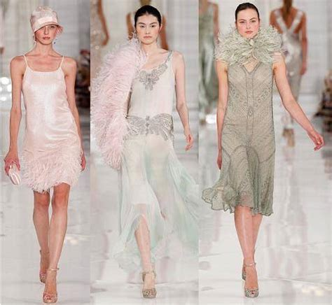 Trend Alert The Roaring 20s by Trend Alert The Roaring 20s Roars Back Into Fashion