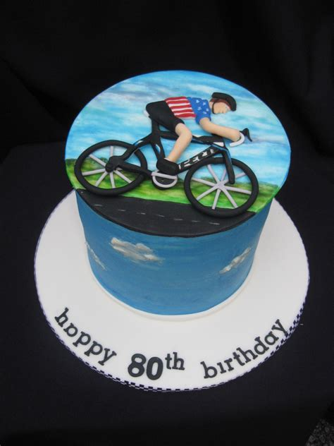 Cake Decoration Bicycle by Cyclist Cakecentral