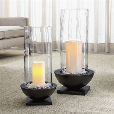 Outdoor Candle Holders by Ideas For High Glass Candle Holders On A Mantle Indoor