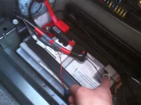 Bmw E60 Battery by Bmw E60 Idrive Battery Drain Issue Ibs Resolved