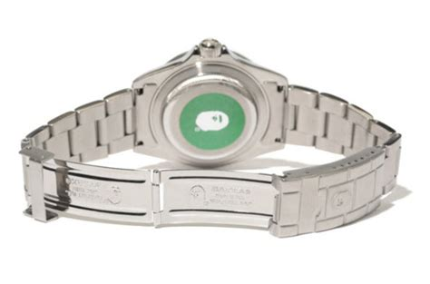 Bape Silver 1 a bathing ape type 1 bapex silver green available now freshness mag