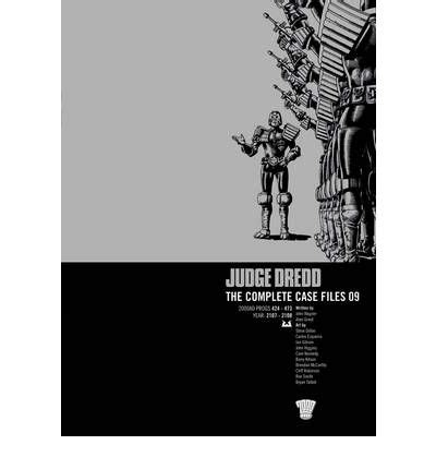 Judge Dredd The Complete Files 02 Graphic Novel Ebooke Book judge dredd complete files v 9 wagner