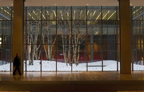 gallery    york times building lobby garden hm