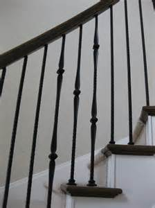 Black Balusters Iron Balusters Railings In Castle Rock Co 80108