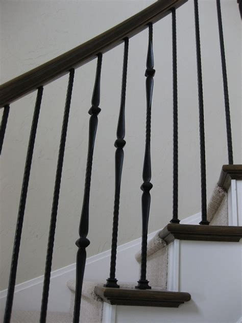 Metal Railing Spindles Iron Balusters Railings In Castle Rock Co 80108