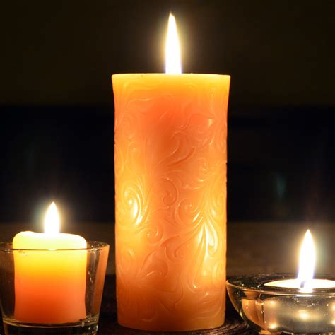 candel wax beeswax health candles