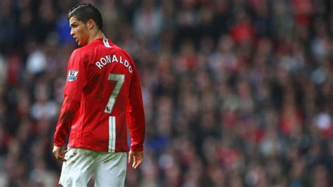 cristiano ronaldo manchester united biography the evolution of cristiano ronaldo