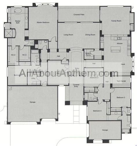 webb anthem floor plans 4320 rochester all about anthem arizona