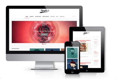 template joomla portfolio free portfolio joomla templates themes free premium