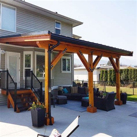 Small Deck Roof Ideas