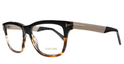 new tom ford eyeglasses tf 5372 tortoise 005 tf5372