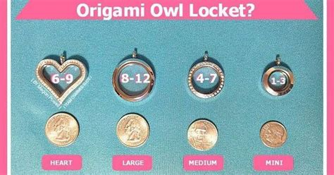 origami owl number origami owl locket sizes how many charms will fit in