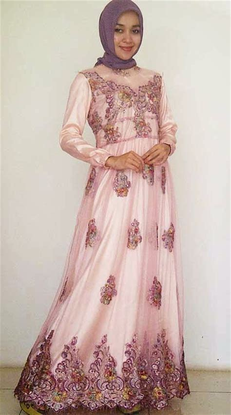 model kebaya gamis modern newstar princess