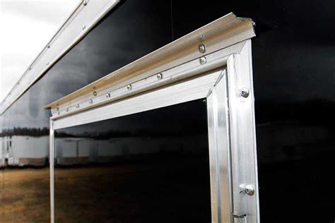 Exterior Door Drip Edge 343501 2017 Haulmark 8 5x28 Enclosed Car Hauler For Sale In West Fargo Nd