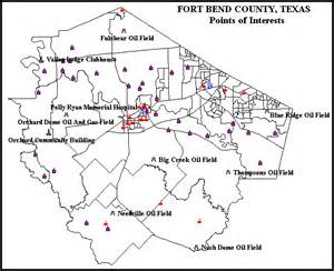fort bend county map fort bend county consolidated plan for 1995 executive summary