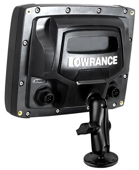 Ram Elite ram b 101 lo11 ram mount lowrance elite 5 5 fishfinder mount kit